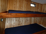 Bunk Beds on the Alaska Quest